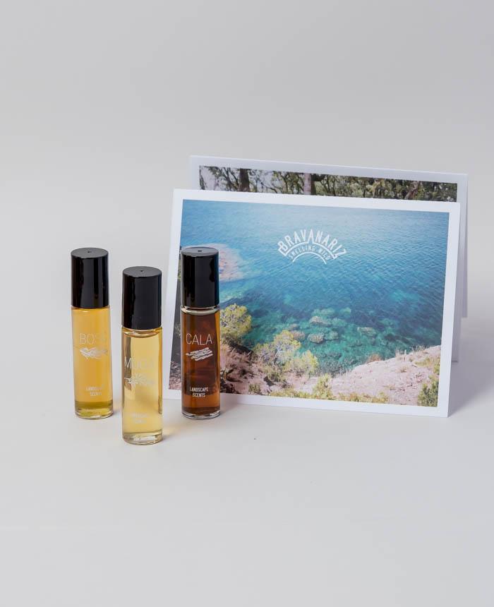 esencia de perfume